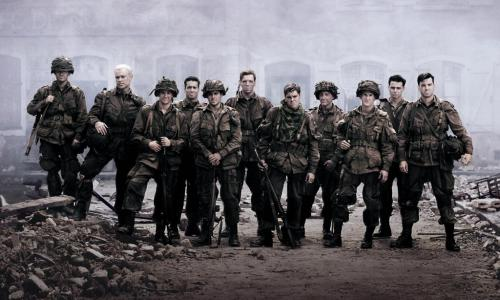 Band Of Brothers (UK Casting)