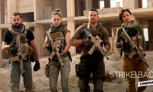 Strike Back Reboot